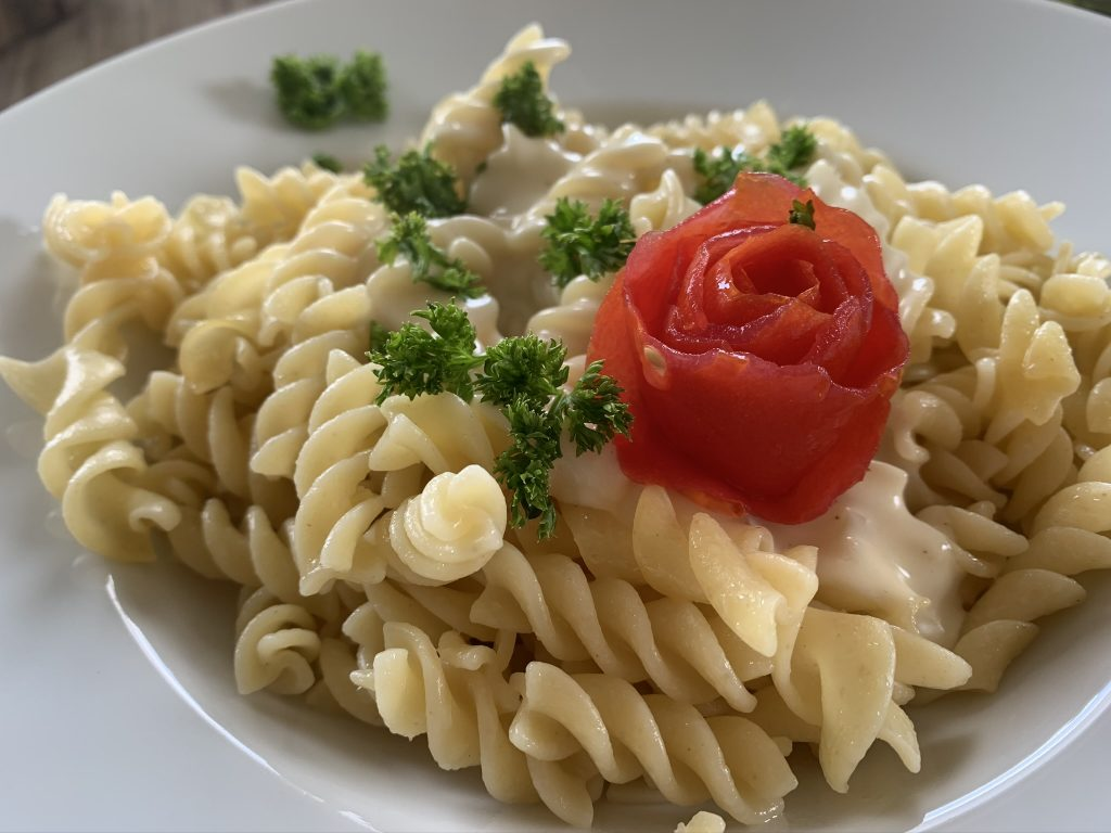 Kochen und Essen